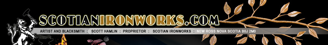 Scotian Ironworks - Custom Ironworks
